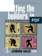 Architecture - Getting the Builders in - How to Manage Homebuilding and Renovation Projects, 2Nd Ed-177P-2006