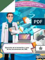 Material Ejecucion de La Formacion y Usos de Las Herramientas Del LMS