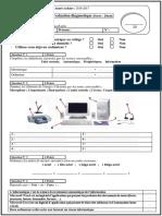Test Diagnostique V