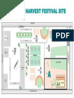 MAP Route 91 Harvest Festival Site - Area A
