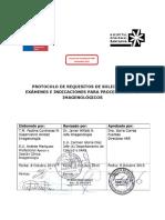 API 1.3 Requisitos Solicitud Exam Imagenologicos HRR V2 2015