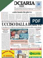 Ciociaria Oggi  11/09/09