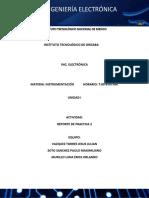 Reporte de Practica 2 Instrumentacion