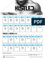 Rsp Chiseled Calendar