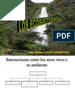 Clases - Ecosistemas