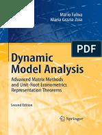 Dynamic Model Analysis - Raices Unitarias