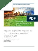 Proyecto Propuesto Antonio Puriel