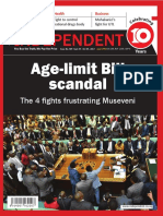 The Independent UGANDA - Issue 489