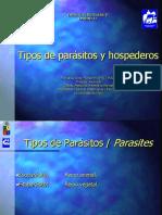 01 Clase Parasitos Hospederos