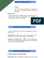 Empresarial I - Slides 16 a 31