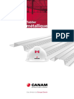 Canam Catalogue de Tablier Metallique Canada