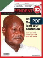 The Independent UGANDA - Issue 488