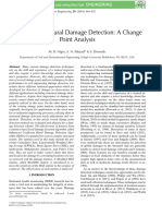 Localized Structural Damage Detection_ a Change Point Analysis