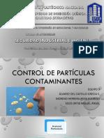 3 Control de Partìculas Contaminantes [Autoguardado]