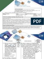 GUIA de ACTIVIDADES Paso 1 - El Átomo de Carbono, Alcanos y Cicloalcanos. (1)