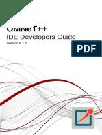 IDE DevelopersGuide