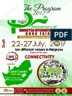 Programme Events of HIBF 2017