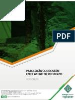 07 2017 Patología Corrosión