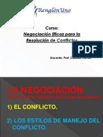 Negociación - Renglón Uno - 2011