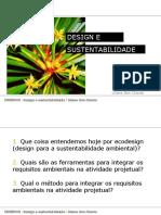 Design Sustentabilidade