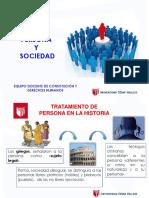 Ppt-persona y Sociedad-ucv II- 2014