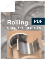 Rolling Mill Spares From Project Sales Corp
