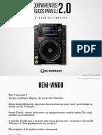 eBook Equipamentos Basicos Para DJ