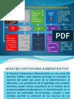 Derecho Contencioso Administrativo g
