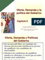 008 La oferta la demanda y la polñitica económica