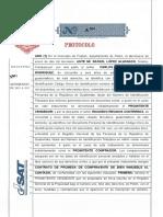 Escrituras Protocolo 1-7