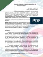 Texto 7 - Ens de Historia e Interdisciplinaridade