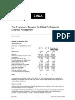 CPGA May 2010 Answers