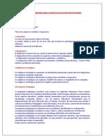 Modelo de Esquema Para El Proyecto Educativo Institucional