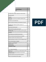 Rubrica de Evaluacion Informes y Presentacion Personal