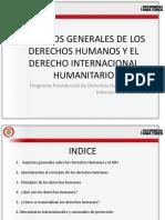 Aspectos Generales de Los Derechos Humanos