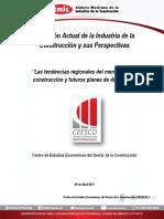 Las Tendencias Regionales Del Mercado de La Construcción 2017