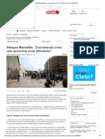 Attaque Marseille