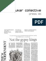 Shukar Collective - Press Kit