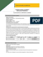 Plan Microondas 2017-2018