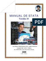Manual de Stata 10