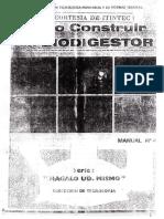 Cómo Construir Un Biodigestor