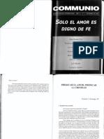 Predicar El Amor - Gonzalo Zarazaga