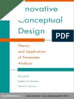 Innovative Conceptual Design