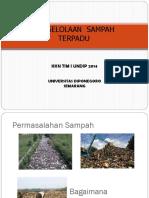 209086016 PPT Pengelolaan Sampah KKN
