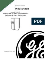 Manual de Servicio Dual Evap SxS