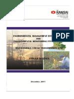 Rajamandala HPP ESRS EME Dec 2011