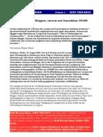 Love Parade Duisburg Ermittlungen Gegen Autoren Journalisten