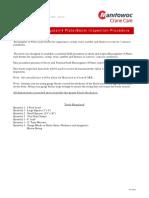 1.Rectangular4 PlateBoom Inspection Procedure