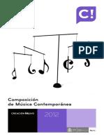 Composicion Musical Creacion Injuve 2012