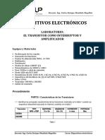 Lab Transistor